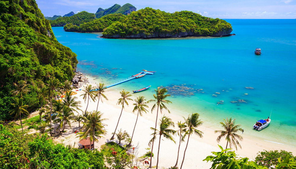 Thailand The Home Of Beautiful Beaches Travel And