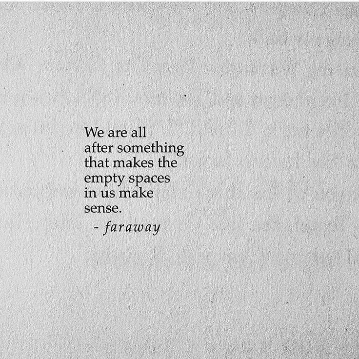 Day 163/365: Empty – THAW