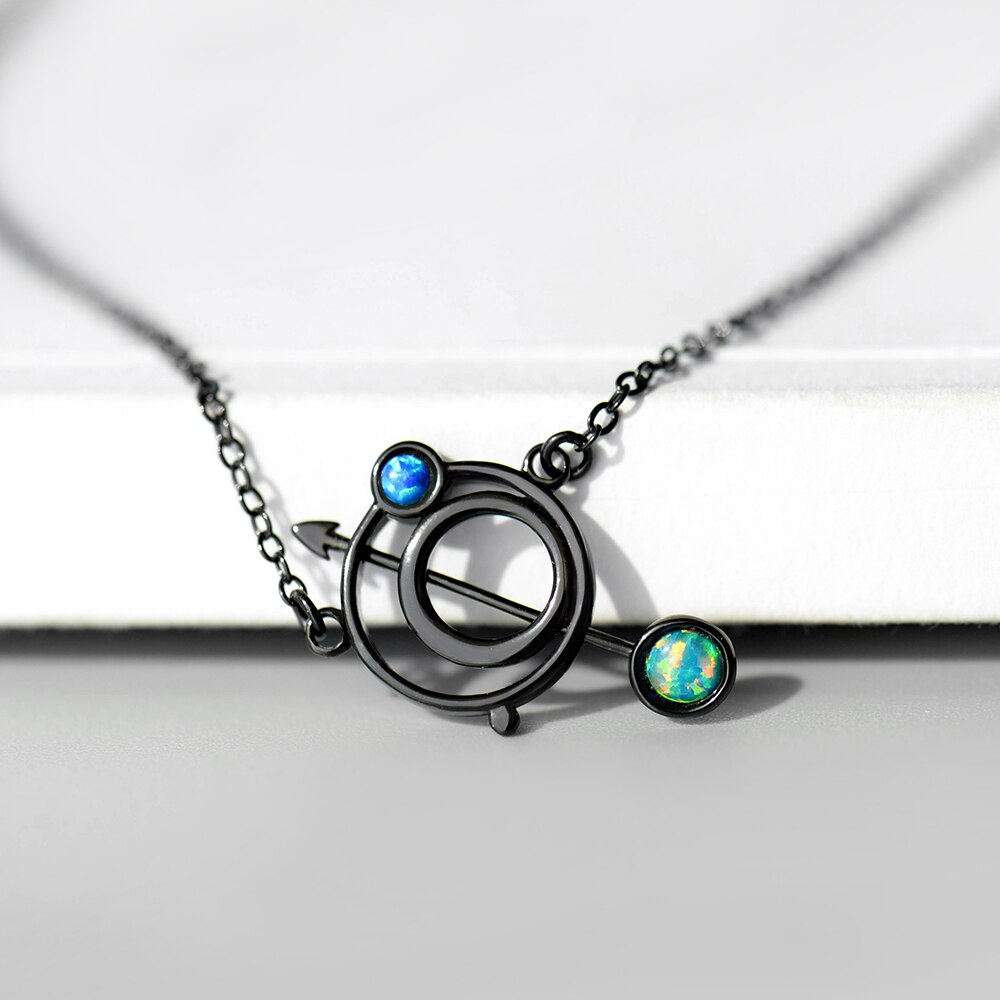Thaya-Original-Design-Astrograph-s925-Silver-Opal-Pendant-Necklace-Black-Clavicle-Chain-Necklace-for-Women-Gift