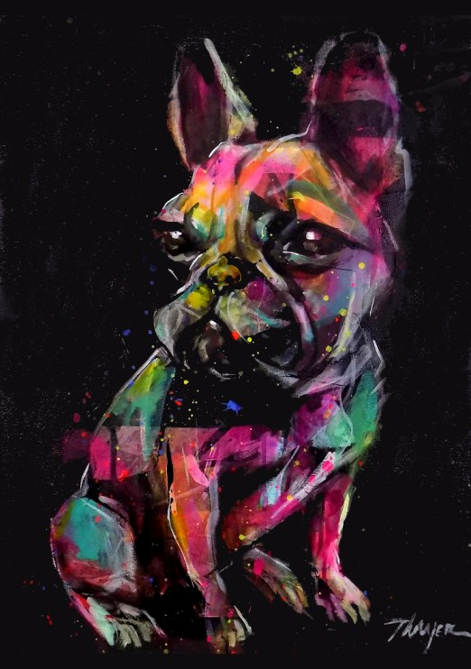 Fleur de Frenchie 1-email for price