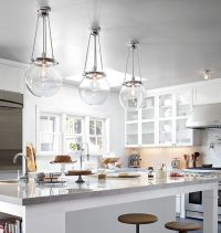 Pendant Lights for a Kitchen Island | Thayer & Reed