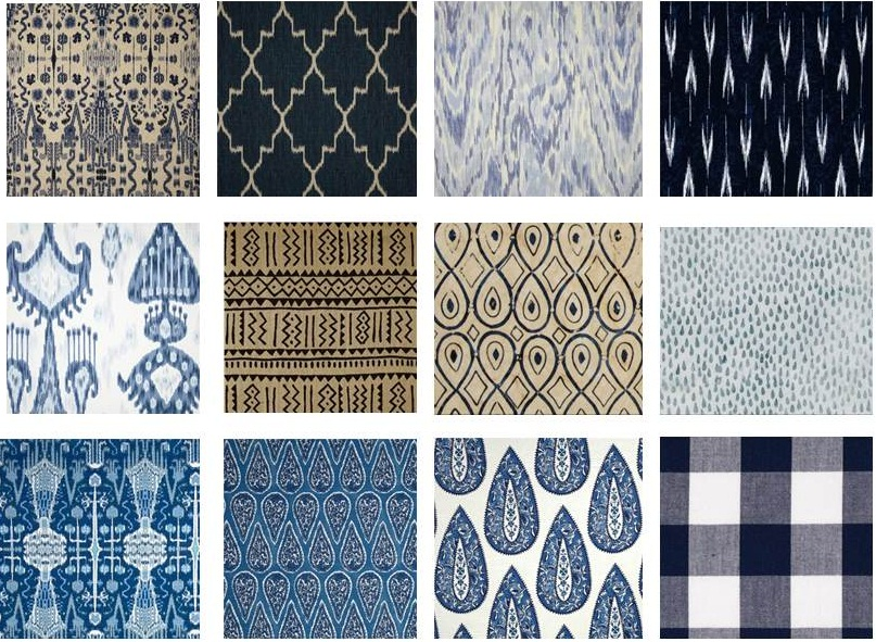 Ikat Fabric For Curtains Thayer U0026 Reed
