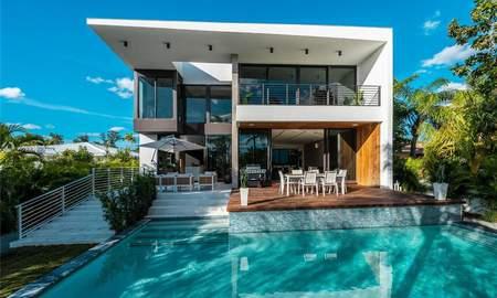 maison de luxe miami a vendre achat
