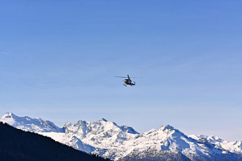 Helicopter Ride in Manali Himachal Pradesh