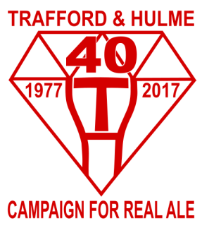 TRA 40th Anniversary Logo mono