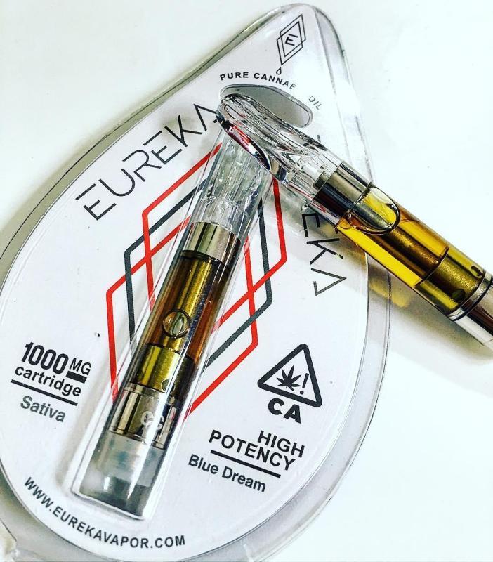 Buy Quality eureka carts   100% thc cartridge eureka cartridges