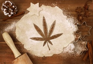 Bring some good tidings & better cannabis holiday edibles.
