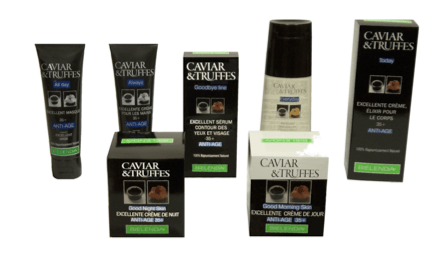 Caviar & truffe blanche
