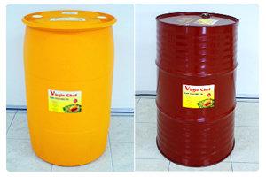Palm oil types
