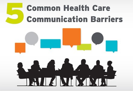 5 Common Health Care Communication Barriers