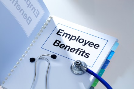 Employee Benefits Binder