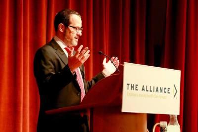 Event speaker, Aaron Carroll, MD