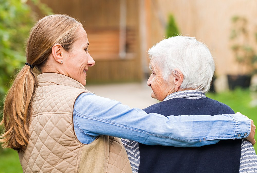 How to Provide Support for Caregivers to Make It All Work
