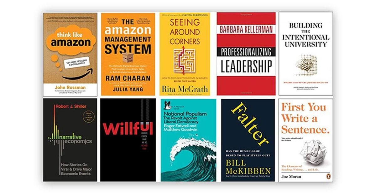 Mind-opening Business Books Of 2019 — Think Like Amazon