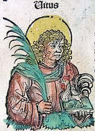 Saint of the Day Quote:  Saint Vitus