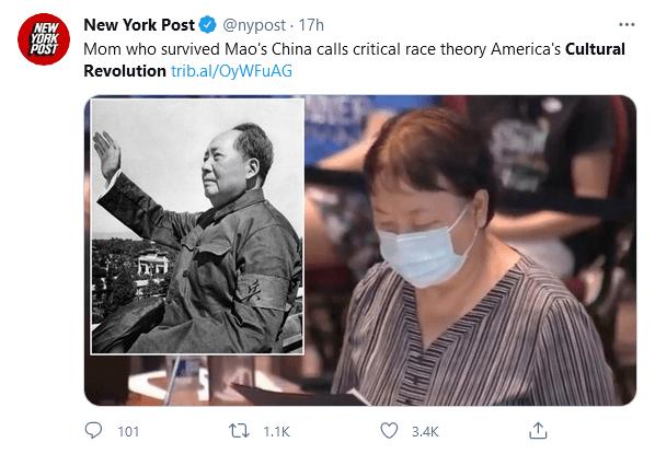 A Warning From a Survivor of Mao's Cultural Revolution