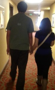 Kevin and Dani