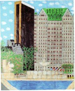 Chris Murray - New York City Plaza Hotel - 2001