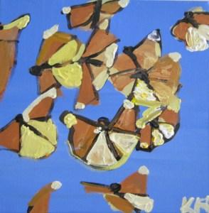 """Kevin Hosseini """"Butterflies"""""""