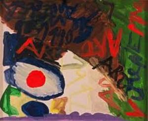 "Noah Erenberg ""Art Eye"" Courtesy of http://www.thegoodluckgallery.com/artists/noah-erenberg/"