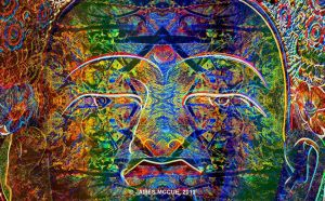 "James McCue ""Buddha"""