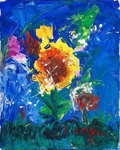 """Ping Lian Yeak """"Sunflowers""""  Courtesy of The Gifts of Autism"""