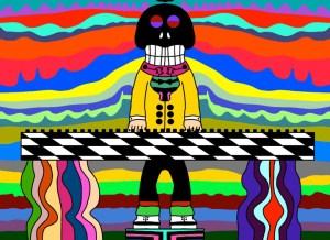 "James Frye ""The Keyboardist"""