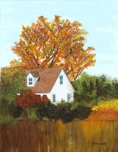 """Maria Iliou """"Autumn"""""""