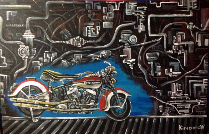 "Kirtenraw Bandiloo ""Harley Davidson"""