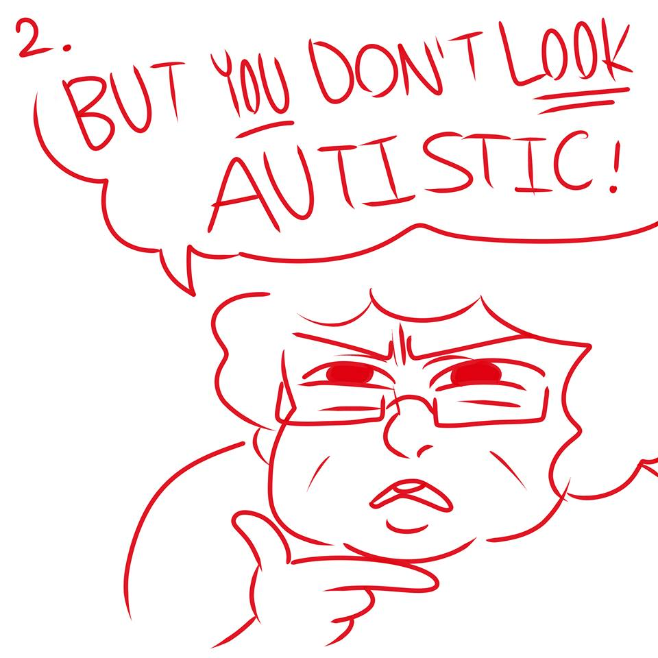 What Does It Mean To Look Autistic >> Why Do People Insist On Talking To People With Autism As If They