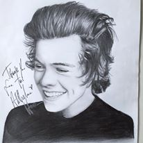 Harry Styles by Nina Jensen