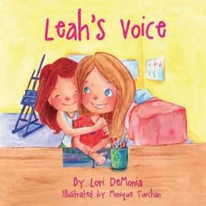 Leahs-voice-the-book