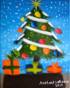 Anthony La Rocca 2014 Christmas Tree