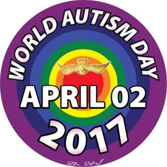 Steve Selpal World Autism Day 2017