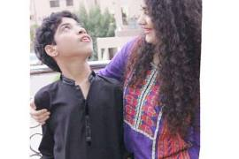 Bushra and Sibtain