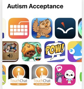 Apple Autism Acceptance