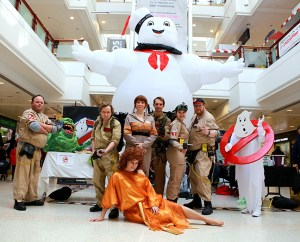 ghostbusters benefit