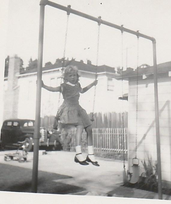 Pam Urfer Circa 1950's