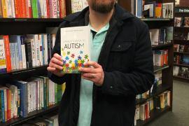 Ron Sandison at Barnes & Noble