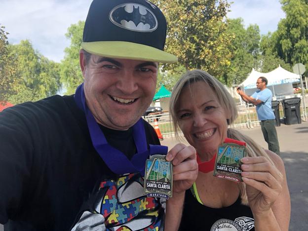 Tom Iland marathon