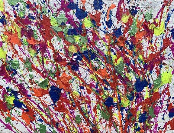 Trent Altman Bold Vibrations in Color