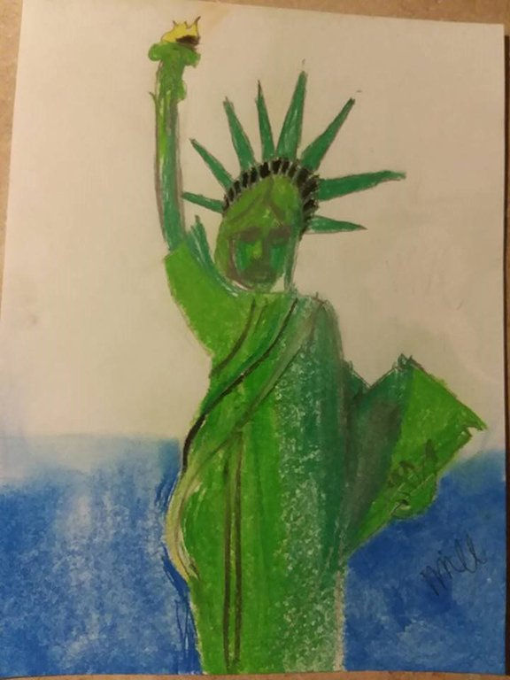 Will Perry Lady Liberty
