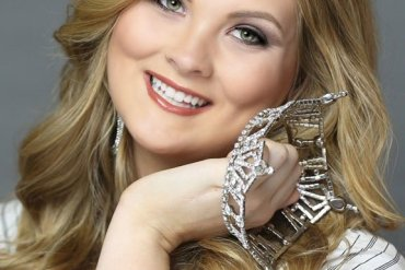 Hallie Hovey-Murray could be next Miss Virginia