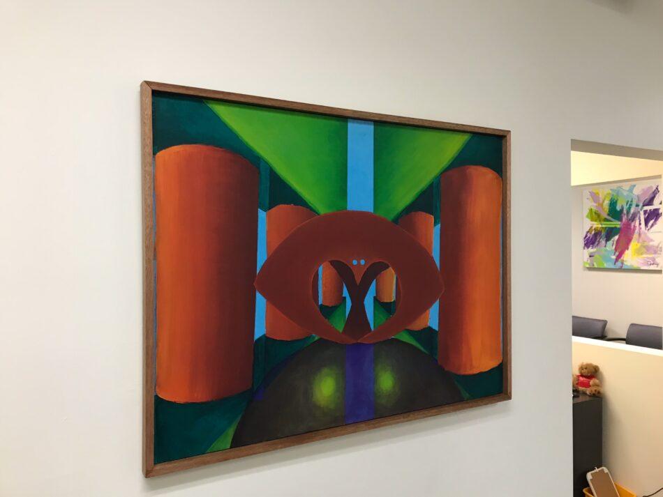 Austin John Jones art
