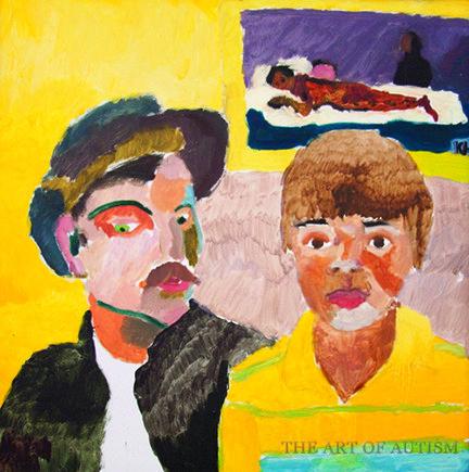 Kevin Hosseini Gauguin & Me