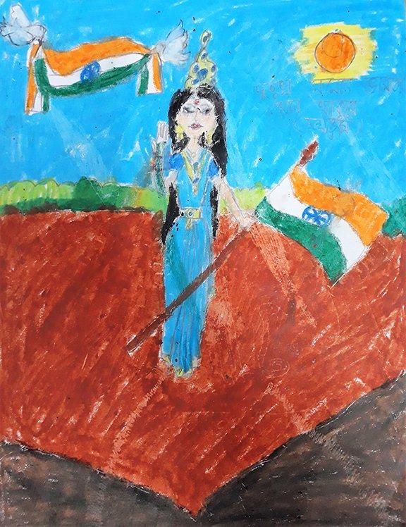 Aratrika Mukherjee Mother India