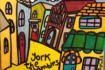Emy Spinks York the Shambles