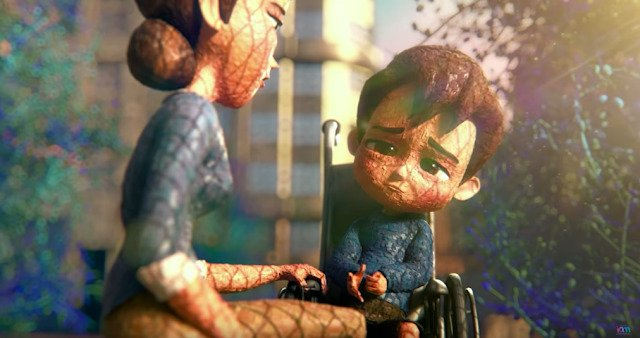 The Power of a Mother?s Love for her Disabled Child:  Animated Short ?Ian? is Changing Perceptions about Disabilities