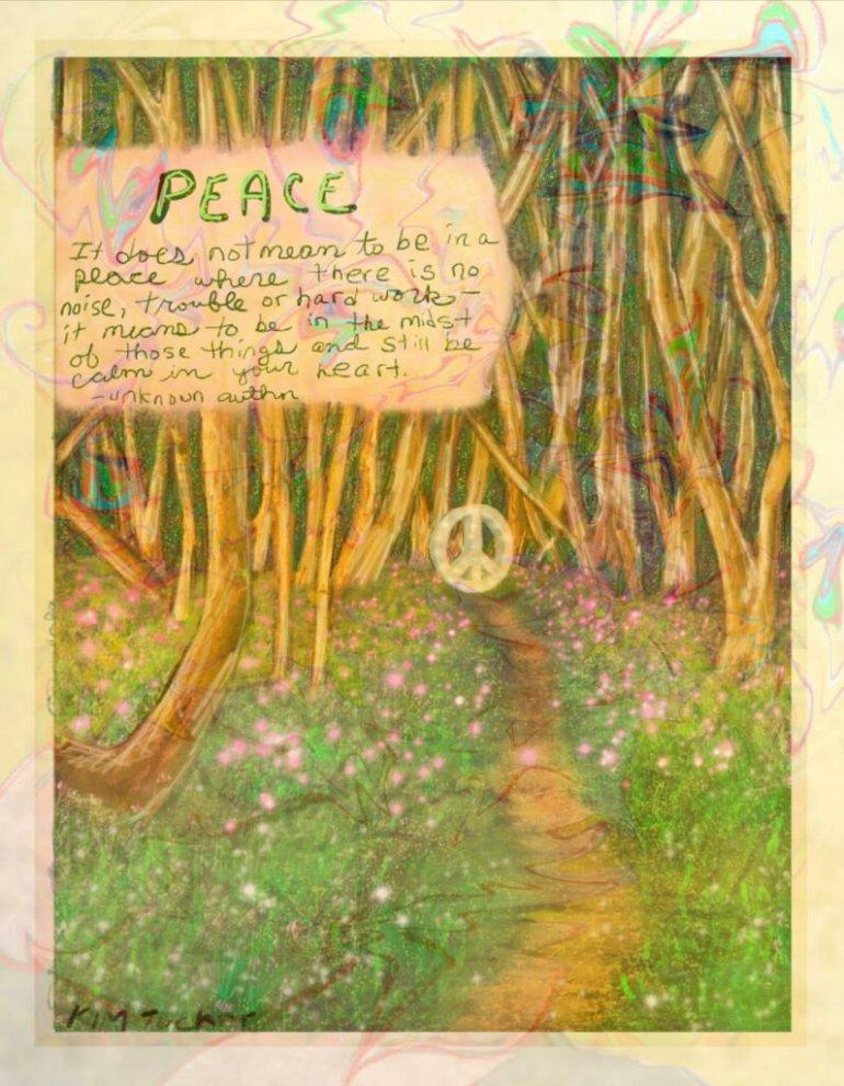Kim Tucker Peace