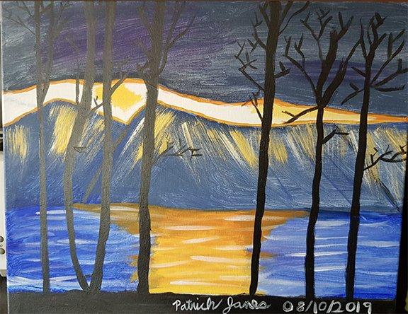 "Patrick James ""Sunset"""